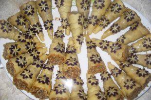 بالصور حلويات العيد الجزائرية , اشهى انواع الحلويات الجزائرية في العيد 8067 2 310x205