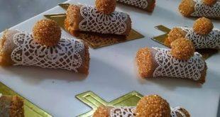 صورة حلويات جزائرية فيس بوك , اشهى الحلى من الجزائر