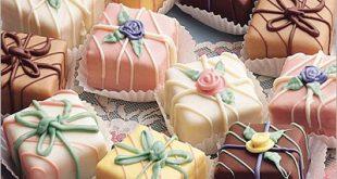 صورة حلويات جزائرية عصرية , صور لاجمل الحلويات الجزائرية الحديثة في المناسبات