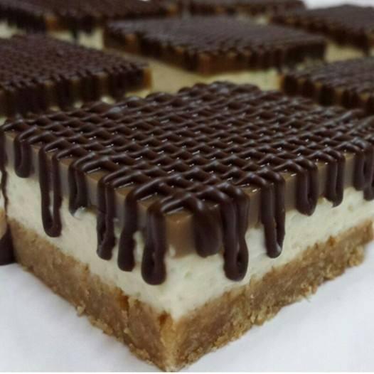 صورة حلى جبن كيري , وصفة سريعة لحلوى الكيري