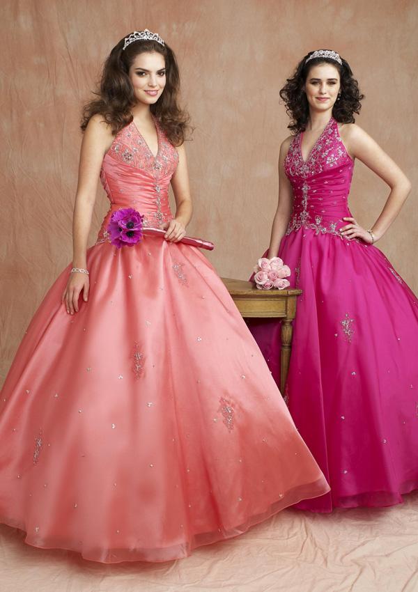 صورة فساتين باربي للبنات , شوفي اروع فستان بتصميم باربي لكل بنت 5458 1