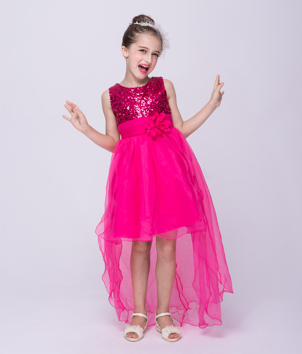 صورة فساتين باربي للبنات , شوفي اروع فستان بتصميم باربي لكل بنت 5458 3