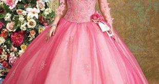 صوره فساتين باربي للبنات , شوفي اروع فستان بتصميم باربي لكل بنت