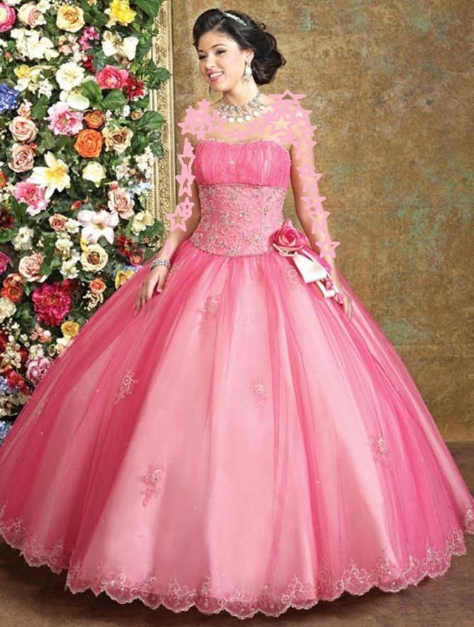 صورة فساتين باربي للبنات , شوفي اروع فستان بتصميم باربي لكل بنت