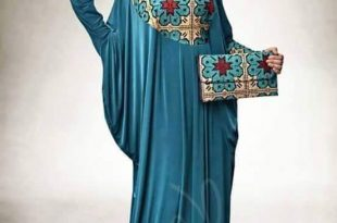 بالصور موديلات عبايات مصرية , صور اشيك عبايات خروج المصرية 5670 10 310x205