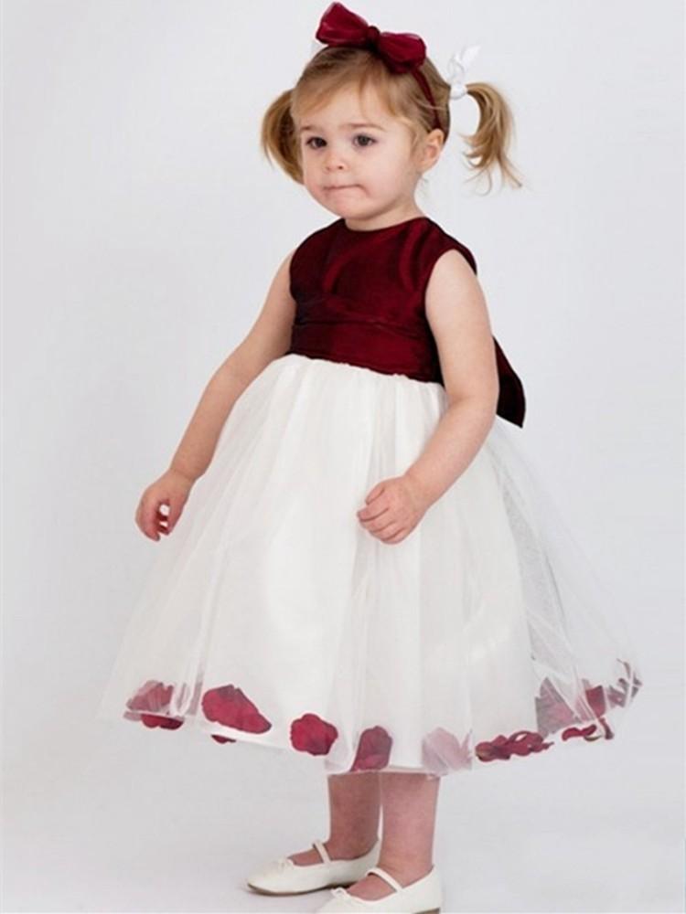 صوره فساتين بنات صغيرات , اجمل فساتين اطفال كيوت ورقيقة