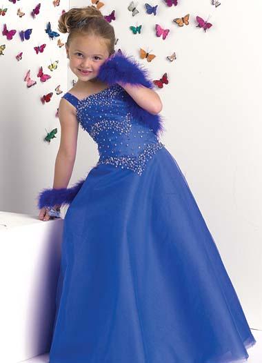 بالصور فساتين بنات صغيرات , اجمل فساتين اطفال كيوت ورقيقة 5700 4