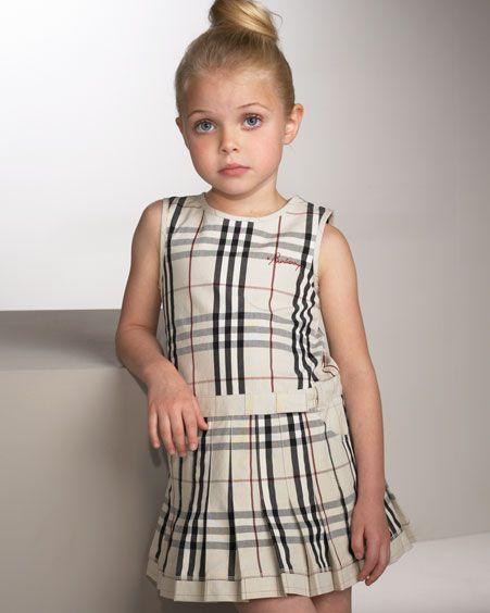 بالصور فساتين بنات صغيرات , اجمل فساتين اطفال كيوت ورقيقة 5700 6