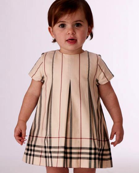 بالصور فساتين بنات صغيرات , اجمل فساتين اطفال كيوت ورقيقة 5700