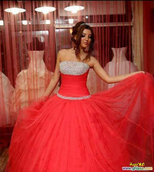 بالصور فساتين خطوبة عراقية , اروع صور لفساتين الخطوبة من العراق 5702 6