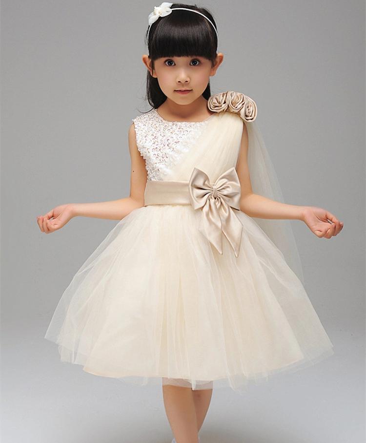 صورة ملابس بنات للعيد , اجمل ملابس العيد للبنات الصغيرات