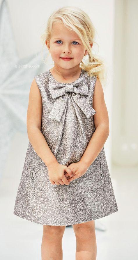بالصور ملابس بنات للعيد , اجمل ملابس العيد للبنات الصغيرات 5721 7