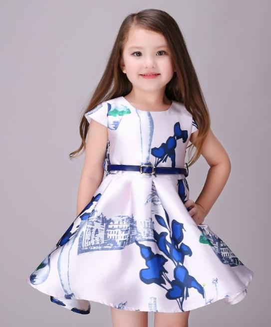 بالصور ملابس بنات للعيد , اجمل ملابس العيد للبنات الصغيرات 5721 8