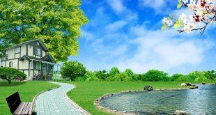 صورة اجمل الخلفيات الطبيعية , خلفيا طبيعية روعة لسطح المكتب