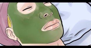 صورة خلطة تصفي الوجه , وصفة الشاي الاخضر لبشرة صافية