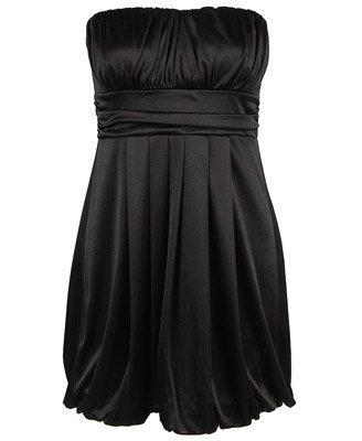 بالصور احدث الفساتين القصيرة , فساتين سهرة قصيرة باللون الاسود 5144 1