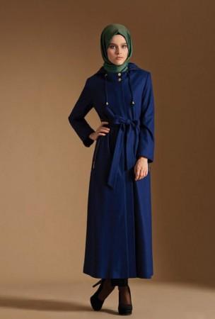 بالصور ملابس الشتاء للبنات , صور بالطوهات ماكسي للفتيات 5145 3