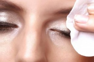 صور خطوات تنظيف الوجه , كيفية ازالة الميك اب خطوة بخطوة