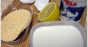 صورة كريم تنظيف البشرة , كريم الليمون لتفتيح البشرة