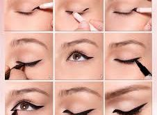 صورة تعليم مكياج العيون بالصور , احلى ميكاج عيون