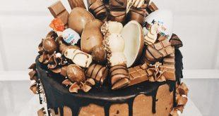 صورة كعكه عيد ميلاد، احلي وصفات لاطباق الحلويات