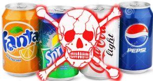 صورة مضار المشروبات الغازية، اسباب هشاشه العظام وتدمير الجهاز الهضمي