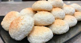 صورة كعك جوز الهند, كعك يتميز بسهولة المكونات والتحضير