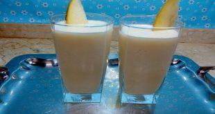 صورة عصير الشمام بالحليب , اشهر المشروبات الفلبينية