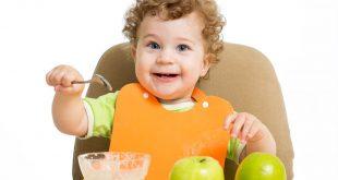 غذاء الاطفال الرضع، اطعمه تسمن الاطفال وتساعد علي نموهم