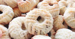 صورة كعك العيد بالسميد, طريقة صنع كعك العيد
