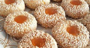 صورة الحلويات العصرية المغربية مقادير تحضير حلويات عصرية مغربية لذيذة,اشهر الحلويات المغربية