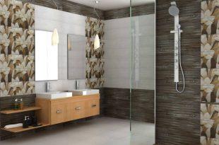 صورة ديكورات سيراميك حمامات، اهم الاشكال المريحه والجيده لسراميك الحمامات