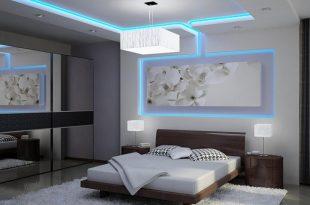 صورة ديكورات جبس غرف نوم, اهم ديكورات العصر الحديث 2020
