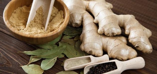 صورة فوائد الزنجبيل للرجيم, الزنجبيل يساعد في حرق الدهون