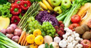 فوائد الخضروات والفواكه, مهم للجسم والبشرة الخضروات والفاكهة
