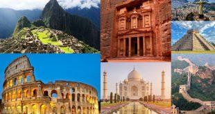 صورة صور عجائب الدنيا السبع, اكبر معجزات العالم