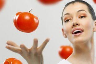 صورة فوائد الطماطم للوجه , استخدمى الطماطم بشكل مختلف