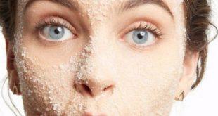 صورة فوائد السكر للوجه , بأبسط مكون عندك بشرتك رائعة