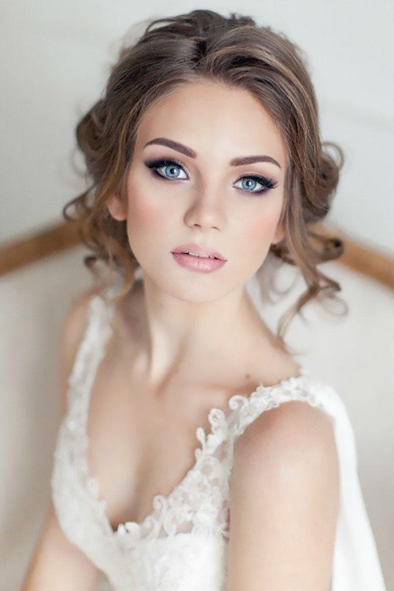 صورة اجمل مكياج عروس , اختاري مكياج عيون مميز يوم الزفاف