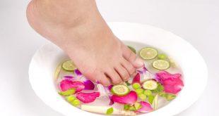 صورة خلطة لتشققات القدمين علاج لتشقق القدمين , وداعا لتشقق القدمين من الان