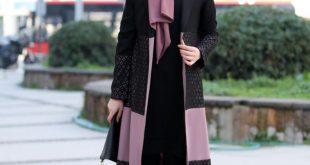 صورة ملابس الشتاء للمحجبات، احدث الموديلات الشتويه 2020