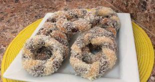 صورة كعك التمر الليبي, الحلويات ذات المذاق الجذاب والخفيف