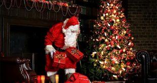 صورة صور بابا نويل, الشخص السري صاحب السعادة للأطفال