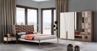 صورة احدث وارقي التصميمات العصريه لغرف النوم التركية, غرف نوم مودرن ايطالى