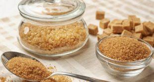 صورة من انواع السكر , فوائد السكر البني