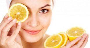 تعرف علي نتائج الليمون لانسان  , فوائد الليمون للبشرة