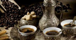 صورة لها رائحة ومذاق وجيدة للصحة , فوائد القهوة العربية