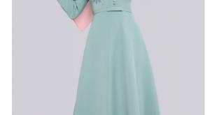 لم ارى فى جمال تلك الفساتين , فساتين تركية طويلة