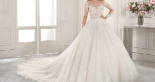صورة فستان زفااااااف ولا في الاحلاااام , اجمل فساتين العرس