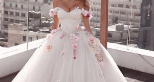 صورة ارتديه فى ليلة العمر , اروع فساتين الزفاف